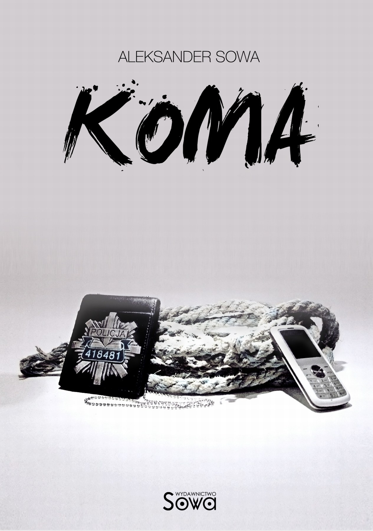 Koma - powieść o pisarzu, który zabił a potem to opisał